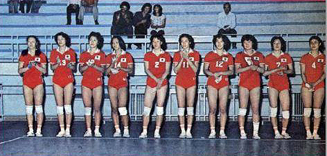 Women's Volleyball