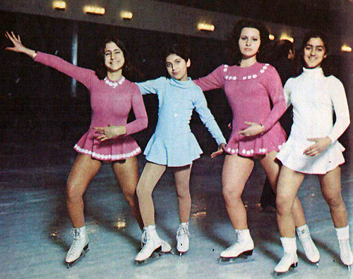 Female Figure Skaters
