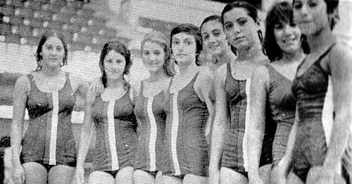 National Swimming Team