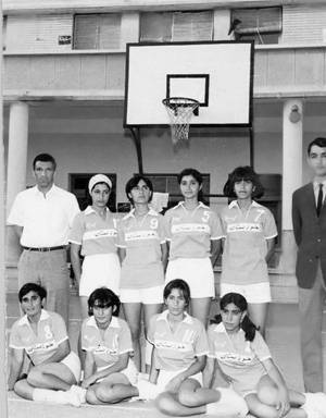 Girls Basketball Team - Khuzestan