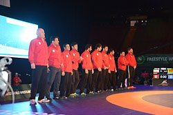 2015 FILA world cup team
