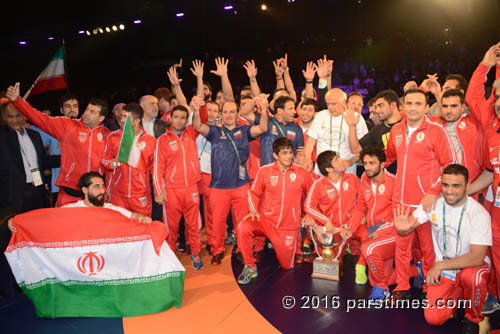 Iranian Players & Coaches