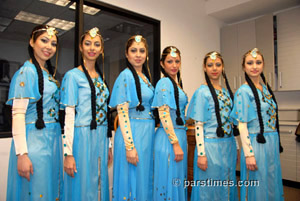 Armeniaian Dancers - LA (March 16, 2008)