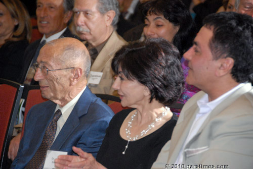 The Ehsan Yarshater 90th Birthday Tribute & Reception